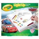 Crayola Cars 2 Light Up Tracing Desk only $5!