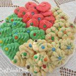 Tasty Treat Tuesday: Cream Cheese Christmas Cookies