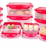 Lock & Lock 32-Piece Food Storage Container Set BPA-Free With Airtight & Watertight Seals for $19.99!
