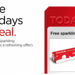 My Coke Rewards:  Free 12 pack of Coke Products for 30 points (regularly 240 points)