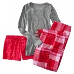 Xhilaration® Junior's 3 Piece Pajama Set – Assorted Colors only $10.99 shipped!