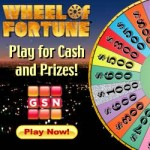 Play Wheel of Fortune online and win cash and prizes!