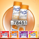 FREEBIE ALERT:  Free sample of Crystal Light Energy!
