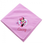 Disney Personalized Fleece Throw only $6.99 shipped!