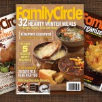 Family Circle Magazine 2 year subscription for just $7!