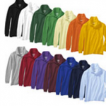 Long-sleeved polo shirts for boys or girls only $6 each!