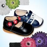 Hide & Squeak Shoes 40% off!