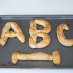 Cooking With Kids Thursday: Alphabet Pretzels
