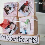 30 Days of Valentine's Fun: Sweethearts Blocks