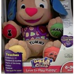 Fisher Price Laugh & Learn Puppy just $12.09 after coupon at Target!