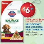 FREEBIES FOR DOGS:  Free dog food at Petsmart and PetCo!