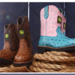 John Deere Kids boots up to 65% off!
