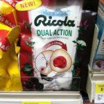 Printable Coupon Alert:  Cheap Ricola at Walmart!