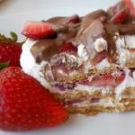 Tasty Treat Tuesday: Strawberry Ice Box Cake