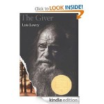 KINDLE Download:  The Giver only $.25