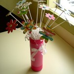 Spring Craft: Spring Flowers