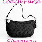 COACH Purse Giveaway (ends 4/15)