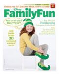 Family Fun Magazine sale