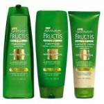FREEBIE ALERT:  Garnier Fructis Triple Nutrition shampoo and conditioner live at 12 pm EST!