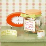 Mother's Day Craft: Mother's Day Gift Jar