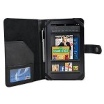 Kindle Fire Folio Leather Case for $3.94 shipped!
