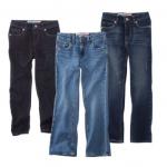 dENiZEN girls jeans for $8.99 each SHIPPED!