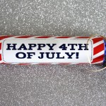 4th of July Craft: Firecracker Party Favors!