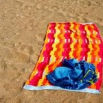 Beach towels as low as $4.89 shipped!