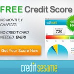 Credit Sesame:  Win $250 PLUS get a FREE credit score!