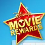 Disney Movie Rewards:  up to 125 FREE Disney Movie Rewards points!