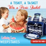 SWEEPS:  Win a European Quartet Picnic Cooler!