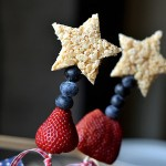Cooking With Kids Thursday: Rice Krispie Treat Sparklers!