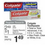 Walgreens Deals for the week of 7/8