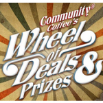 Community Coffee: Wheel of Deals & Prizes Instant Win Game!
