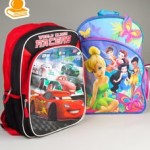 Disney Store Backpacks for $12 and Lunch Totes for $8!