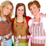 Flirty Aprons Flash Sale:  50% off (3 days only)