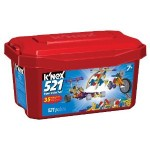 K'NEX 521 Piece Value Tub only $15 (regularly $24.99)