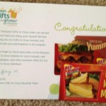 Pampers Gifts to Grow 10 point bonus code!