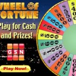 Wheel of Fortune:  Play online for FREE and win prizes, too!