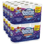 Quilted Northern Ultra Plush 3-ply toilet paper for $.22 per roll shipped!
