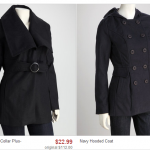 Style Storm Women's Coats up to 80% off (PSA $19.99)