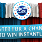 Charmin Instant Win Game:  Enter to win a year's supply of toilet paper!