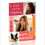 FREE Personalized Photo Card From Treat! (today only)