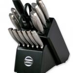 Housewares Deals:  KitchenAid® 14 Piece Knife Block Set for $55 ($143 value)