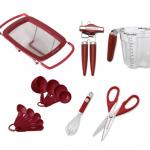 KitchenAid® 14 Piece Kitchen Gadget Set for $41 ($108 value)
