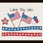 Labor Day sales:  online deals and coupon codes!