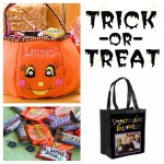 Personalized Trick or Treat bags for as low as $3.99 shipped!