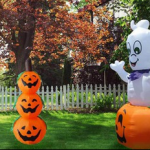 Halloween Inflatables as low as $15 (regularly $40)