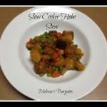 Slow Cooker Hobo Stew