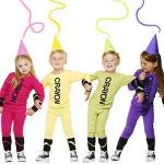 DIY Halloween Costumes: Crayons and Tutus